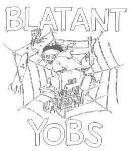 Blatant Yobs logo