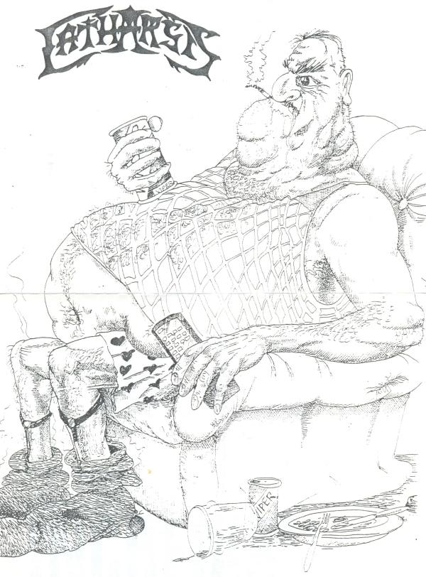 Catharsis (Beyond A Joke) draw