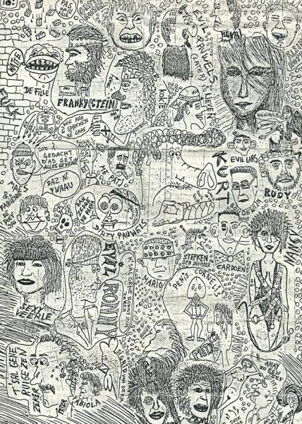 Deviant Gedrag artwork