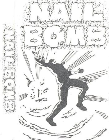 Nailbomb cover