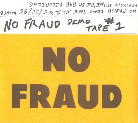 No Fraud cover