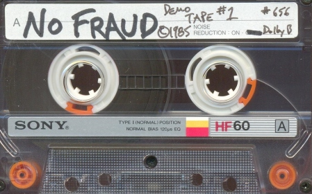 No Fraud tape