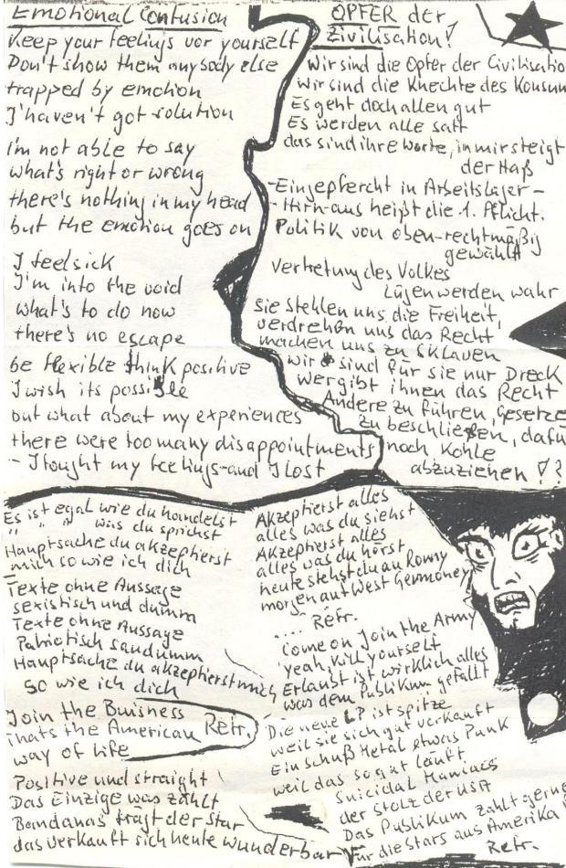 Bell'laut lyrics
