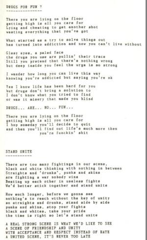 CFC lyrics