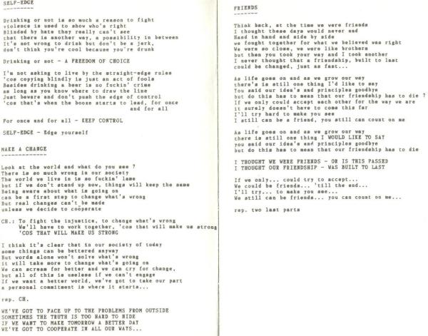 CFC lyrics''