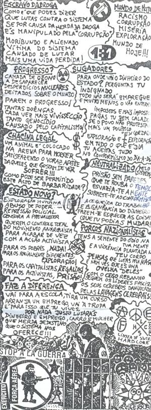 Subcaos demo lyrics