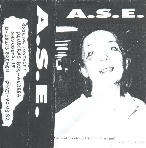 A.S.E. demo-cover