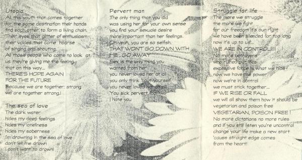 Lifecycle lyrics