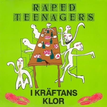 Raped teenagers - I Kräftans Klor