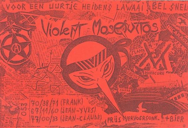 Violent Mosquitos booklet-cover'