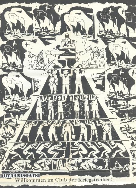 Koyaanisqatsi cover