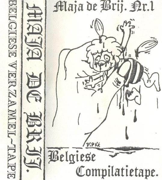 Maja De Brij cover