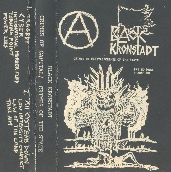 Black Kronstadt cover