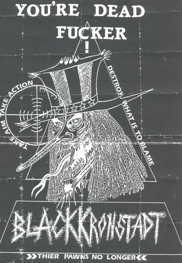 Black Kronstadt insert
