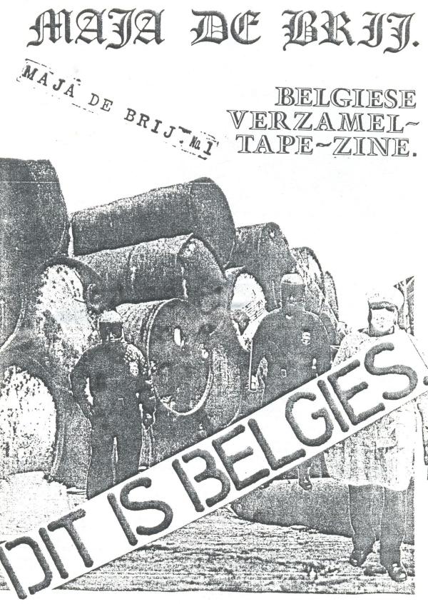 Maja De Brij - booklet front