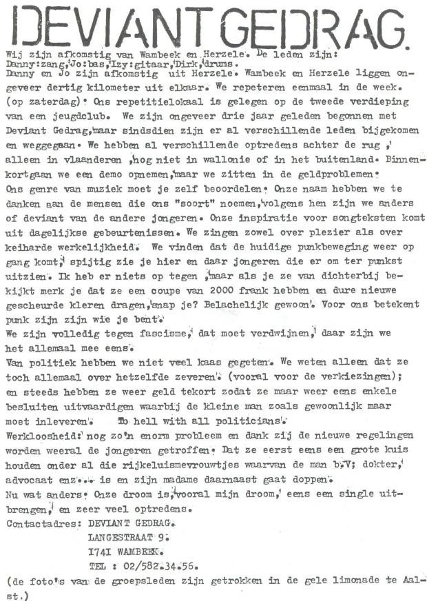 Maja De Brij - Deviant