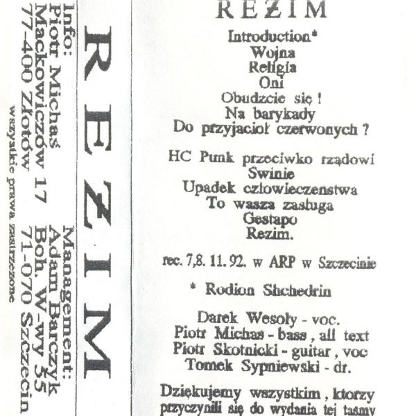 Rezim