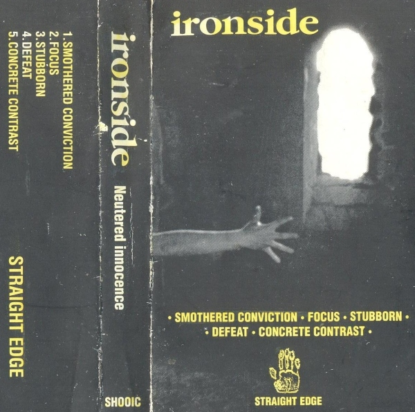 Ironside cover