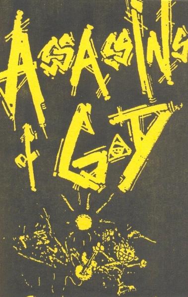 Assassins Of God cover