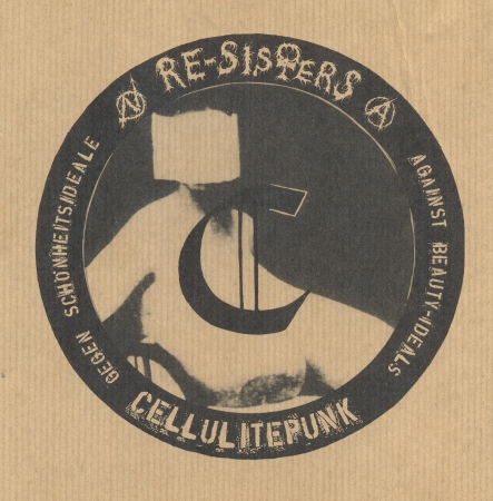 Re-Sisters booklet logo