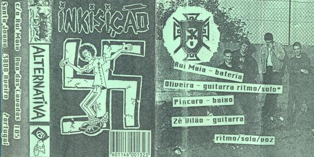 Inkisiçao cover