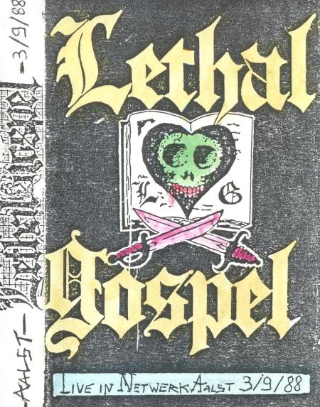 Lethal Gospel live - cover