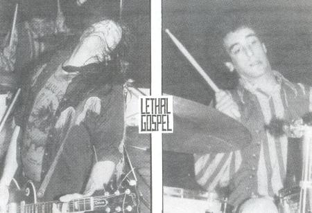 Lethal Gospel (Sorte Rose #9)