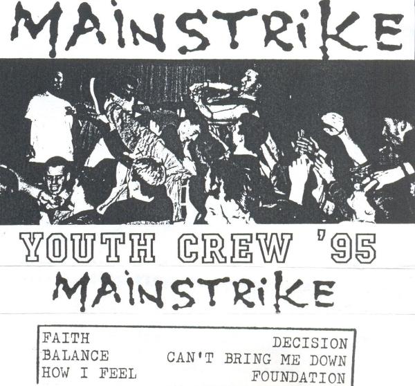 Mainstrike cover