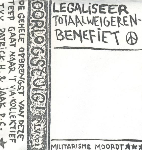 Totaalweigeren (benefiet Bart Schoofs) cover