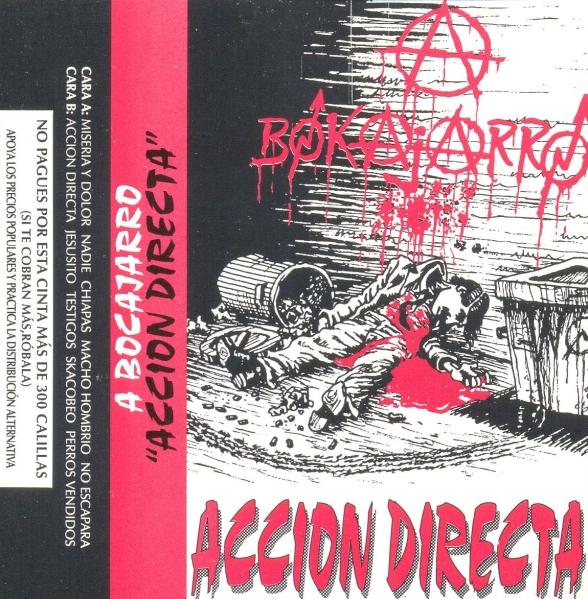 A Bocajarro cover