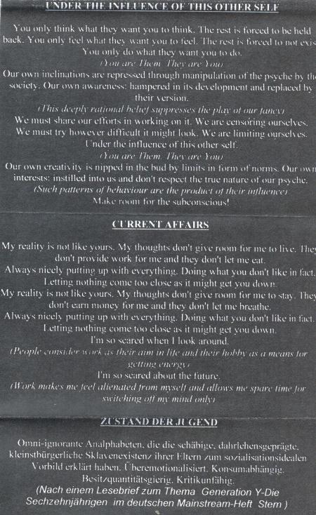 Certitude lyrics 1