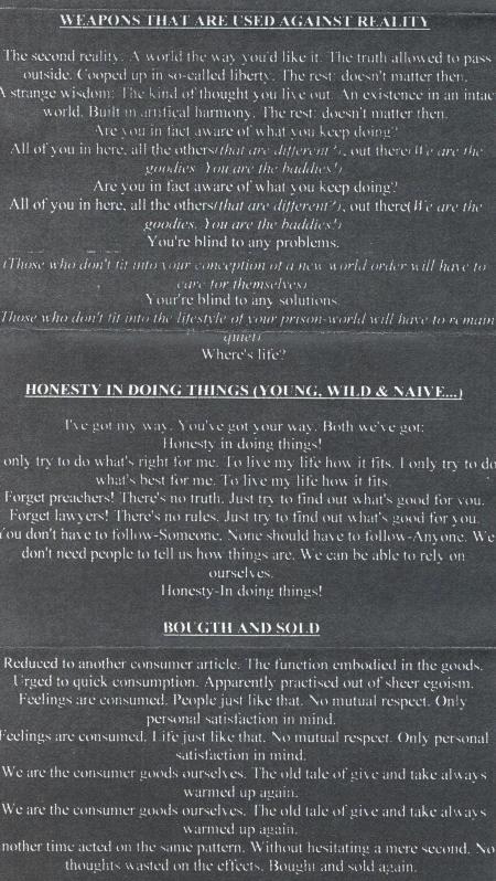 Certitude lyrics 4
