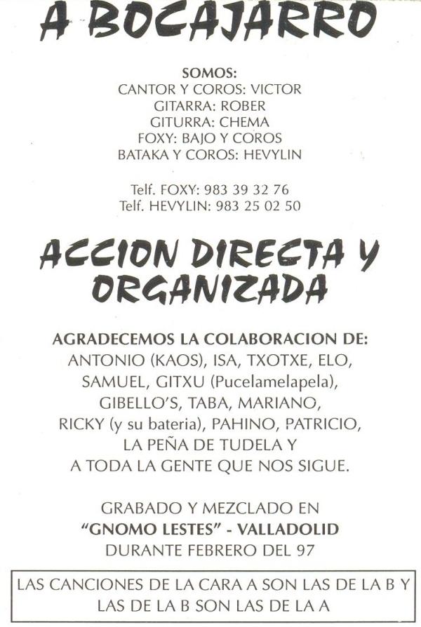 A Bokajarro info