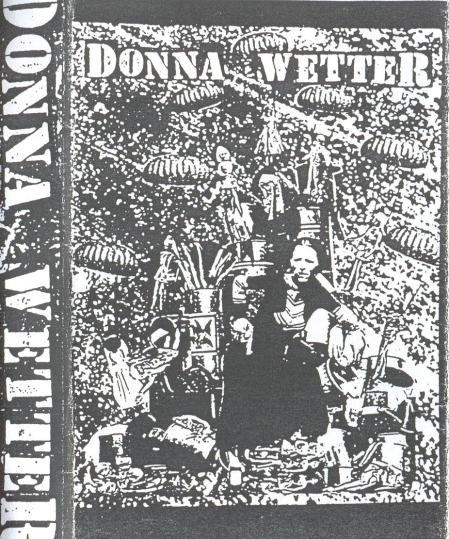 Donna Wetter cover