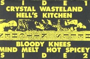 Hell's Kicthen tracks