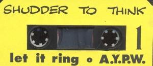 shudder-to-think-tape